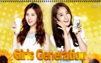 Yuri & Sooyoung Girls Generation in 'Woongjin Coway'
