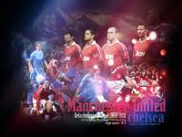 Manchester united 2-1 Chelsea (UCL 2010 - 2011)