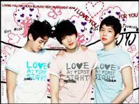JYJ: Very Much-Colurful Love