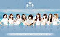 Girls' Generation with water Coway