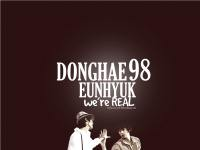 ' DONGHAE EUNHYUK we're REAL!