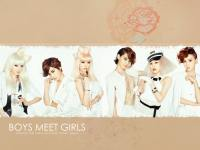 Girls' Generation 'BOYS MEET GIRLS'