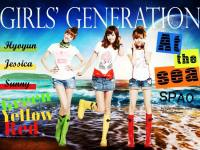 SNSD::At The SEA