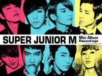 Super Junior M MiniAlbum Repackage