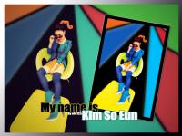 My name is Kim So Eun