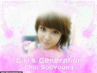 SooYoung SNSD : Pink Color