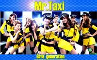 SNSD Mr.Taxi 1st stage