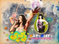 "KATY PERRY ""Teenage Dream"""