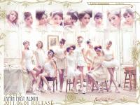 SNSD : 1st Japan Album Girls' Generation