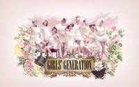 Girls' generation - the 1st Japaness album vintage collarge ver.
