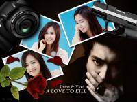 "Siwon & Yuri ""A LOVE TO KILL"""
