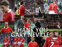 THANK YOU GARY NEVILLE