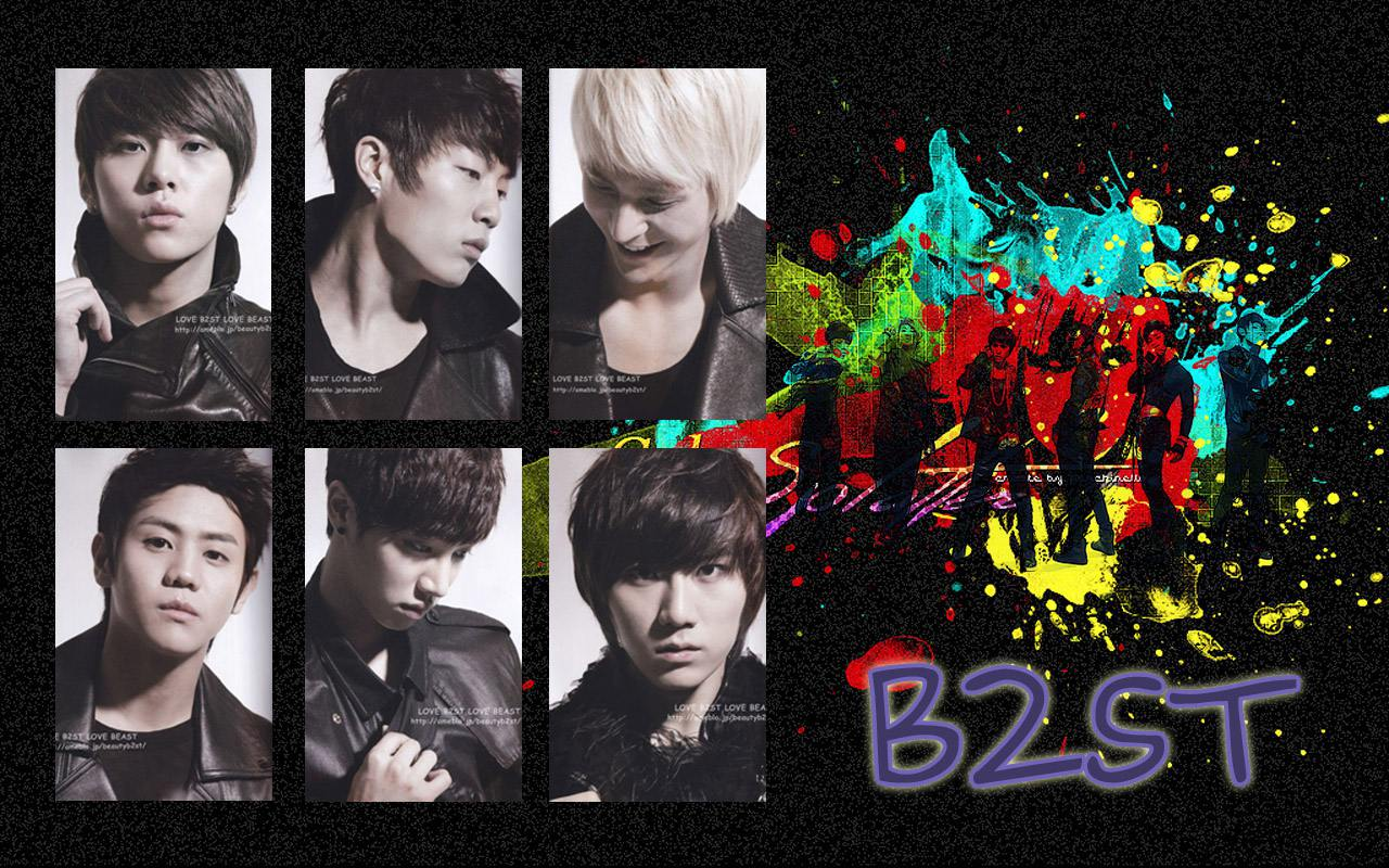b2st beast Wallpaper