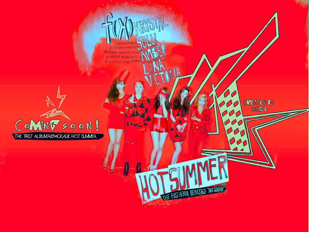 Krystal fx Hot Summer HD Wallpaper  Pinterest