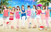 SNSD Calenday June 2011 [Beach]