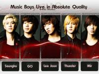 MBLAQ : Music Boys Live in Absolute Quality