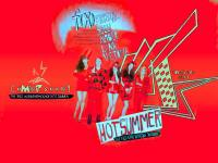 F(X) :: HOT SUMMER Cover