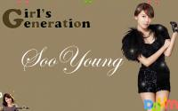 SNSD ~ SooYoung (Daum 1st Anniversary)