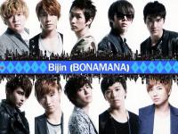 Bijin(BONAMANA)_Super Junior