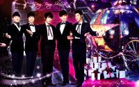 TVXQ (5members) in Wonderland [Lotte]