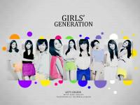 Girls' Generation {LET'S COLOUR}