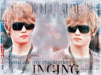 JYJ:you are my inspiration