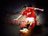 Chicharito : Man U