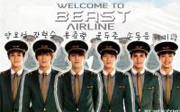 beast welcome to airline ^^