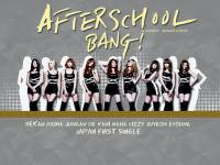 After School : Bang Japan Single