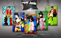 Super Junior '5th Album' Ver.2