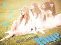 "After School ""Blue"""