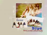 After School Blue >> Wonder Boy