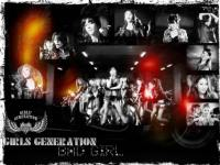 SNSD # BAD GIRL MV/BW