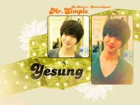 Yesung - Mr.Simple