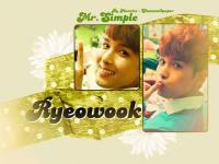 Ryeowook - Mr.Simple