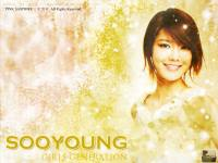 ❤ SNSD Sooyoung gold ❤