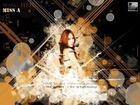 Fei Miss A --- Good bye Baby [grunge black]