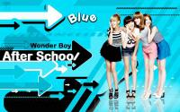 After School - Blue