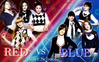 After School Red&Blue