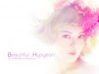 Beautiful...Hyoyeon