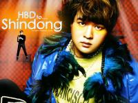 HBD.Shindong :: Super Junior