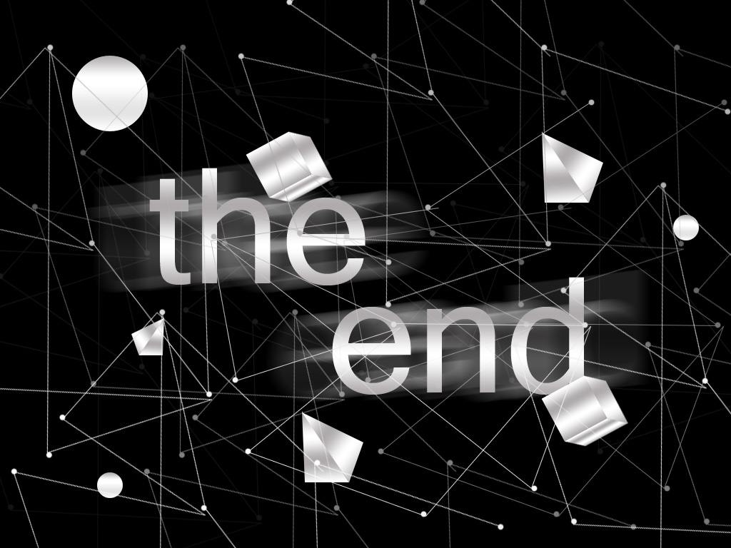 The End Wallpaper By Bios