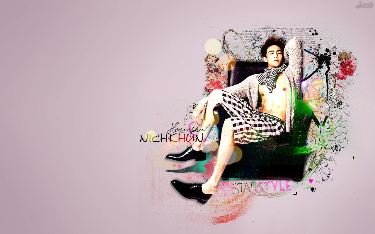 2pm Nichkhun Wallpapers  kootation.