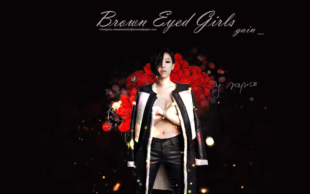 Gain Brown Eyed Girls Wallpaper Gain Brown Eyed Girls | Page 3