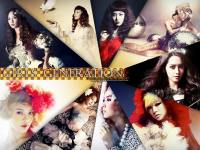 "Girls' generation - the 3rd album ""THE BOYS"""