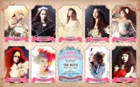 "Girls' generation - the 3rd album ""THE BOYS"" ver.2-2"