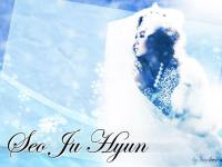 Seo Hyun as Snow Queen