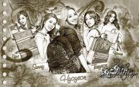 SNSD J.ESTina Bag ART