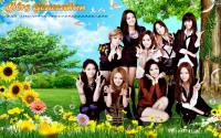 Girls Generation calendar Nov. 2011