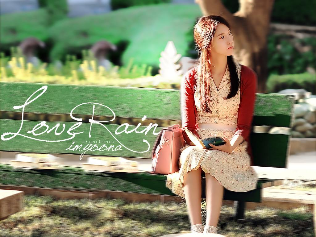 Love Rain Wallpaper Hd : YOONA Love Rain Wallpaper by chonchanok